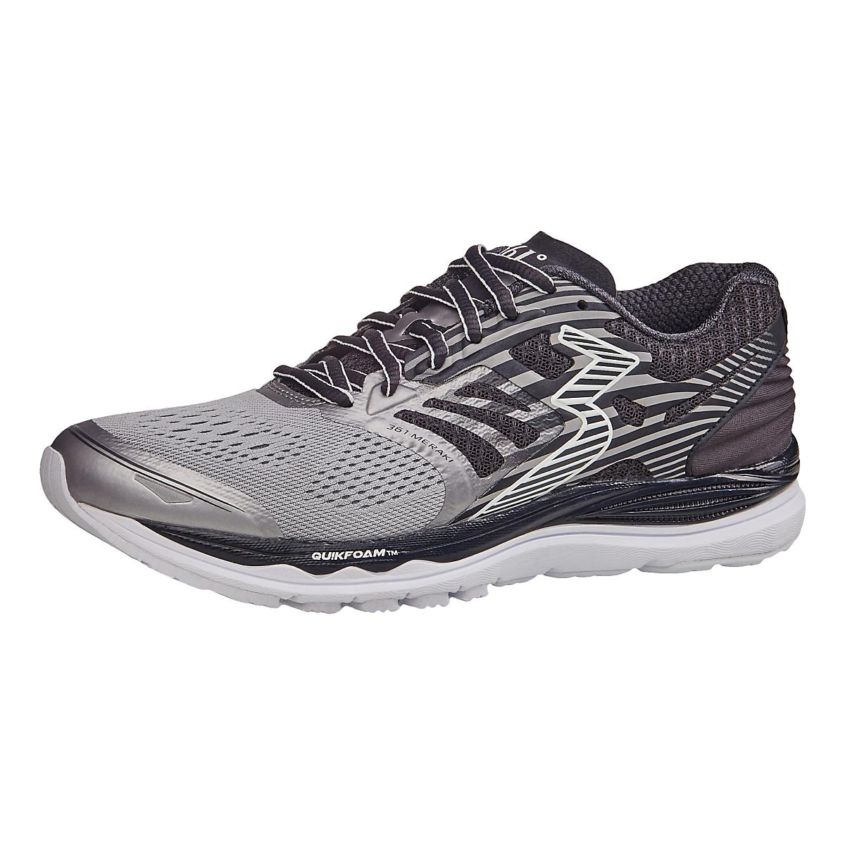 Degrees 361 Meraki Running Neutral. 9, Size Mens shoes