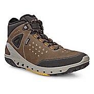 Mens Ecco BIOM Venture Boot Casual Shoe - Black/Tarmac 7.5