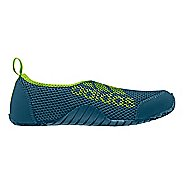 Kids adidas Kurobe Casual Shoe - Teal/Lime 12C