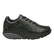 Womens MBT Simba Trainer Walking Shoe - Black/White 10.5