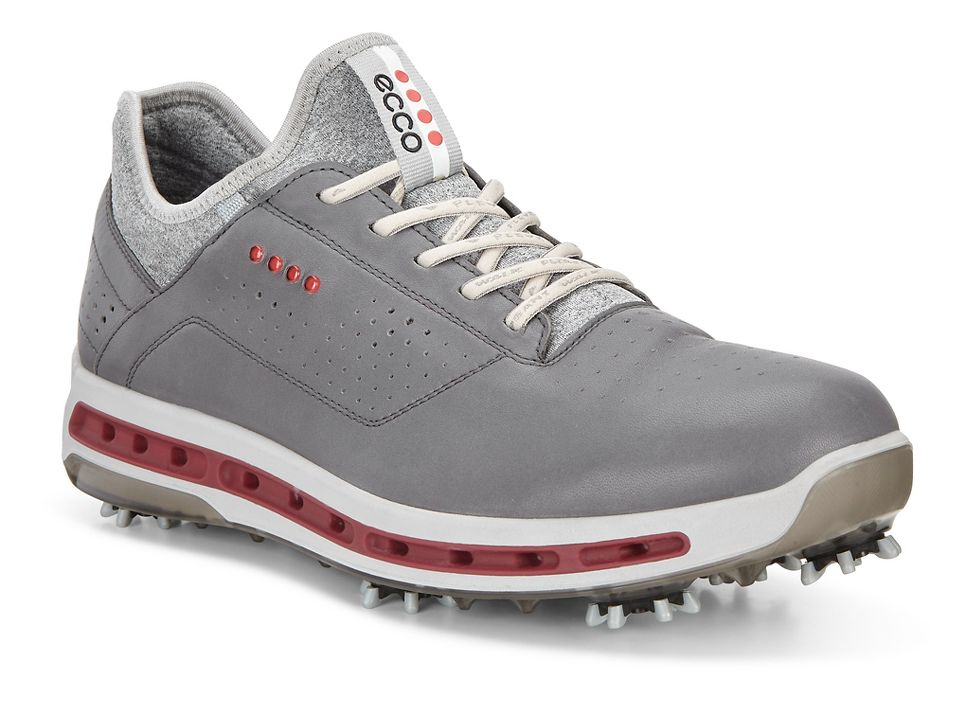 4430c130f8408 Mens Ecco Golf Cool 18 GTX Cleated Shoe at Road Runner Sports