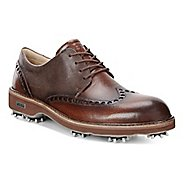 Mens Ecco Golf Lux Cleated Shoe