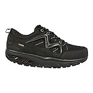 Womens MBT Himaya GTX Running Shoe - Black/Black 5.5