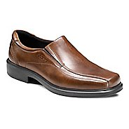 Mens Ecco Helsinki Bike Toe Slip On Casual Shoe