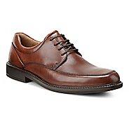 Mens Ecco Holton Apron Toe Tie Casual Shoe - Cognac 8.5