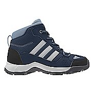 Kids adidas Hyperhiker Hiking Shoe - Navy/Grey 5Y