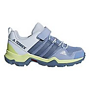 Kids adidas Terrex AX2R CF Hiking Shoe - Blue/Steel/Yellow 5Y