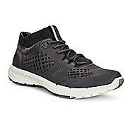 Mens Ecco Intrinsic TR Mid Casual Shoe - Black/Black 42