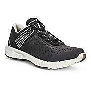 Mens Ecco Intrinsic TR Walk Casual Shoe - Black/Black 43