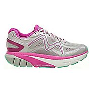 Womens MBT GT 17 Running Shoe - Grey/Purple 7