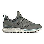 Womens New Balance 574 Sport Casual Shoe - Sage 11