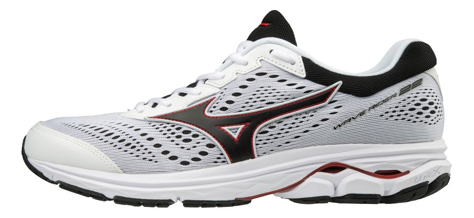 mens mizuno running shoes size 9.5 eu weight on female