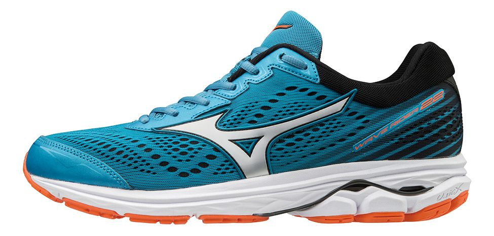 98b8719ba550 Mens Mizuno Wave Rider 22 Running Shoe at Road Runner Sports