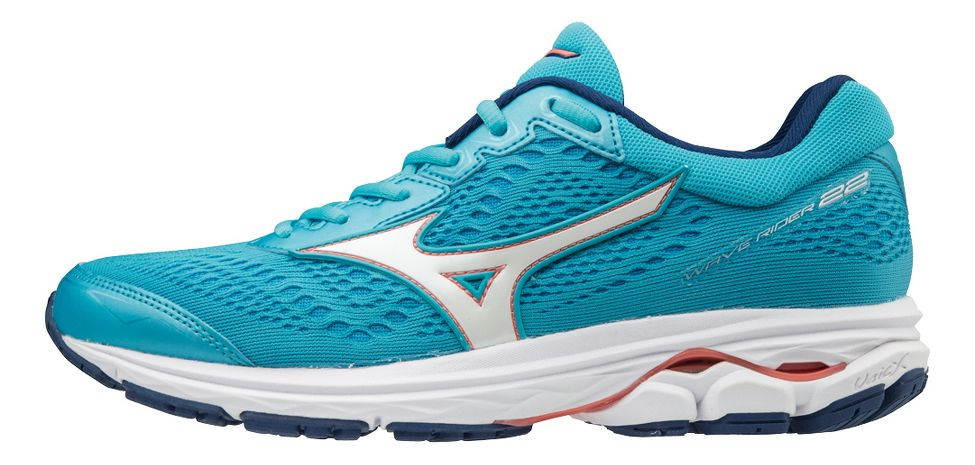 676df3d9a8a5 Womens Mizuno Wave Rider 22 Running Shoe at Road Runner Sports