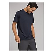 Mens Prana Hardesty Short Sleeve Technical Tops