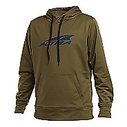 Mens Altra Core Hoody Half-Zips & Hoodies Technical Tops