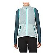 Womens ASICS Lite-Show Running Vests - Lake Blue M
