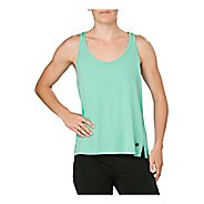Womens ASICS Loose Sleeveless & Tank Non-Technical Tops