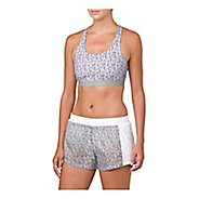 Womens ASICS LP Sports Bras - Brilliant White L