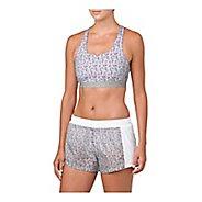 Womens ASICS LP Sports Bras - Brilliant White XL