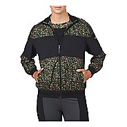 Womens ASICS LP Wind Running Jackets