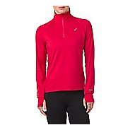 Womens ASICS Thermopolis Long Sleeve 1/2 Zip Cold Weather Jackets
