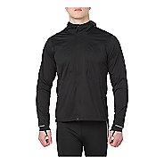 Mens ASICS Accelerate Running Jackets - Performance Black XL
