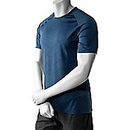 Mens Altra Performance Tee Short Sleeve Technical Tops