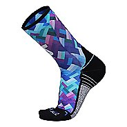 Zensah Geo Mini Crew Socks