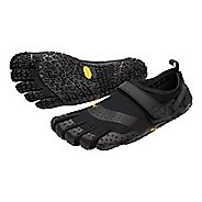 Mens Vibram V-Aqua Trail Running Shoe - Black 10