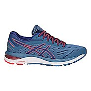 Womens ASICS GEL-Cumulus 20 Running Shoe - Azure/Blue 7.5