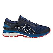 Mens ASICS GEL-Kayano 25 Running Shoe - Indigo/White 12