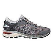 Womens ASICS GEL-Kayano 25 Running Shoe - White/White 9