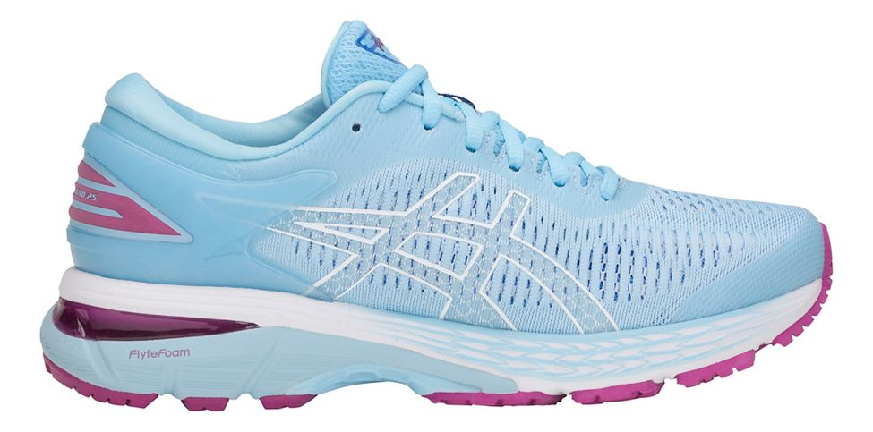 16b68470c Womens ASICS GEL-Kayano 25 Running Shoe at Road Runner Sports