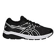 Kids ASICS GT-1000 7 Running Shoe - Black/White 6Y