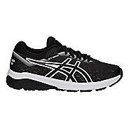 Kids ASICS GT-1000 7 Running Shoe - Black/White 7Y