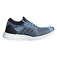Womens adidas Ultra Boost X Parley Running Shoe - Grey/Legend Ink 9.5