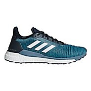 Mens adidas Solar Glide Running Shoe - Legend Ink 12.5