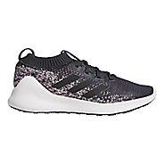 Womens adidas PureBounce+ Running Shoe - Black/Light Pink 10