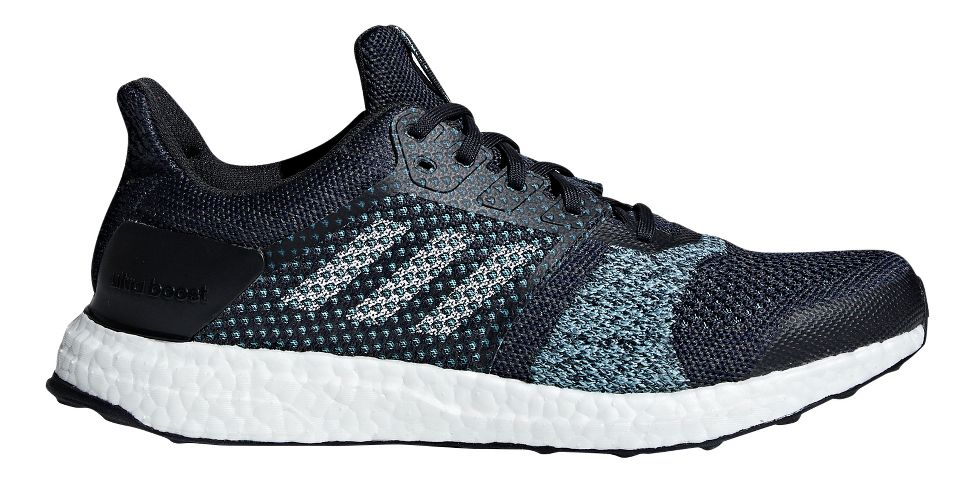 5d3efd1ae6b06 Mens adidas Ultra Boost ST Parley Running Shoe at Road Runner Sports