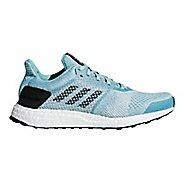 Womens adidas Ultra Boost ST Parley Running Shoe - Mint 9.5