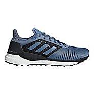Mens adidas Solar Glide ST Running Shoe - Steel 11.5