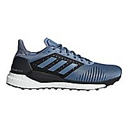 Mens adidas Solar Glide ST Running Shoe - Steel 8