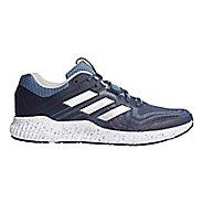 Mens adidas AeroBounce ST 2 Running Shoe - Raw Steel/Silver Metallic 8.5