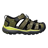 Kids Keen Newport Neo H2 Sandals Shoe - Dark Olive 10C