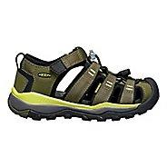 Kids Keen Newport Neo H2 Sandals Shoe - Dark Olive 2Y