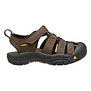Kids Keen Newport Premium Sandals Shoe - Dark Brown 13C