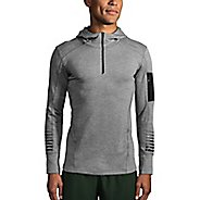 Mens Brooks Notch Thermal Half-Zips & Hoodies Technical Tops