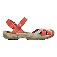 Womens Keen Bali Strap Sandals Shoe - Crabapple 9.5