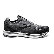 Mens Brooks Levitate 2 Running Shoe - Black/Grey 10.5